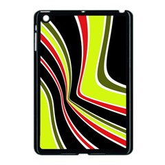 Colors of 70 s Apple iPad Mini Case (Black)