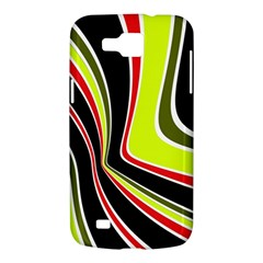 Colors of 70 s Samsung Galaxy Premier I9260 Hardshell Case