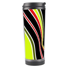 Colors of 70 s Travel Tumbler