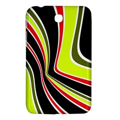Colors of 70 s Samsung Galaxy Tab 3 (7 ) P3200 Hardshell Case