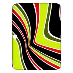 Colors of 70 s Samsung Galaxy Tab 3 (10.1 ) P5200 Hardshell Case