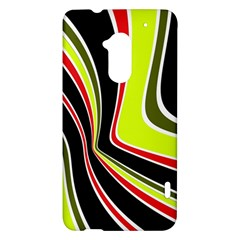 Colors of 70 s HTC One Max (T6) Hardshell Case
