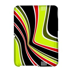 Colors of 70 s Amazon Kindle Fire (2012) Hardshell Case
