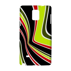 Colors of 70 s Samsung Galaxy Note 4 Hardshell Case