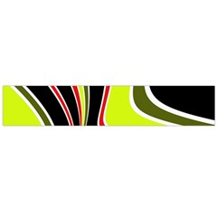 Colors of 70 s Flano Scarf (Large)