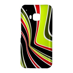 Colors of 70 s HTC One M9 Hardshell Case