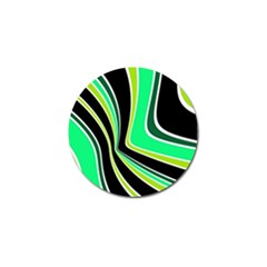 Colors of 70 s Golf Ball Marker