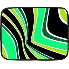 Colors of 70 s Double Sided Fleece Blanket (Mini)
