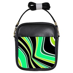Colors of 70 s Girls Sling Bags