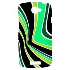 Colors of 70 s HTC One S Hardshell Case