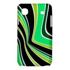 Colors of 70 s Samsung Galaxy SL i9003 Hardshell Case