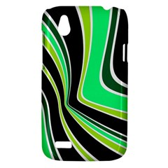 Colors of 70 s HTC Desire V (T328W) Hardshell Case