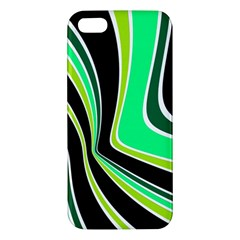 Colors Of 70 s Apple Iphone 5 Premium Hardshell Case