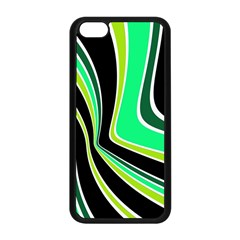 Colors of 70 s Apple iPhone 5C Seamless Case (Black)