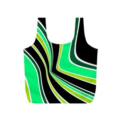 Colors of 70 s Full Print Recycle Bags (S)