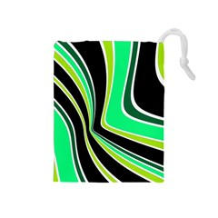 Colors of 70 s Drawstring Pouches (Medium)