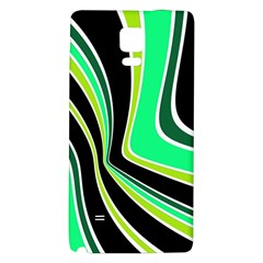 Colors of 70 s Galaxy Note 4 Back Case