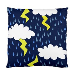 Thunderstorms Standard Cushion Case (Two Sides)