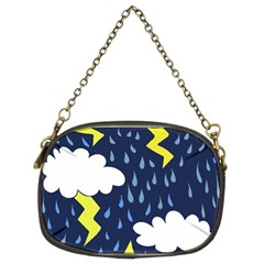 Thunderstorms Chain Purses (Two Sides)