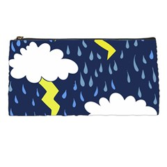 Thunderstorms Pencil Cases