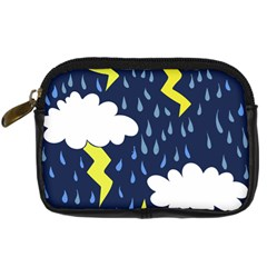 Thunderstorms Digital Camera Cases