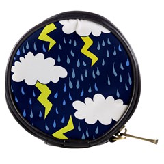 Thunderstorms Mini Makeup Bags