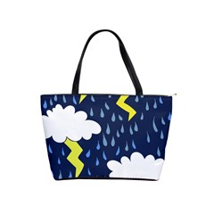Thunderstorms Shoulder Handbags