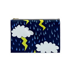Thunderstorms Cosmetic Bag (Medium)