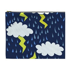 Thunderstorms Cosmetic Bag (XL)
