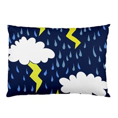 Thunderstorms Pillow Case (Two Sides)