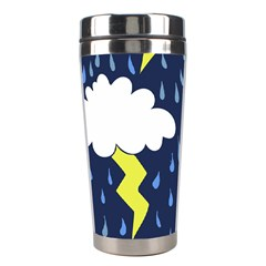 Thunderstorms Stainless Steel Travel Tumblers