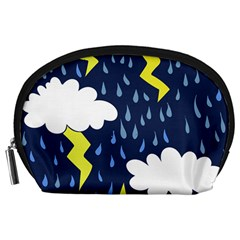 Thunderstorms Accessory Pouches (large)
