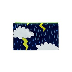 Thunderstorms Cosmetic Bag (xs)