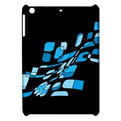 Blue abstraction Apple iPad Mini Hardshell Case