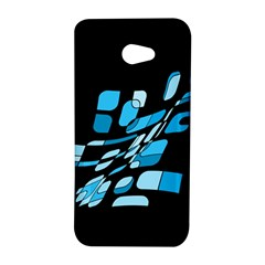 Blue abstraction HTC Butterfly S/HTC 9060 Hardshell Case