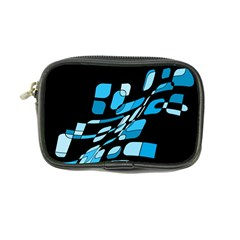 Blue abstraction Coin Purse