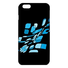 Blue abstraction iPhone 6 Plus/6S Plus TPU Case