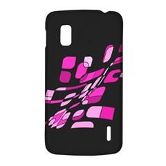 Purple abstraction LG Nexus 4