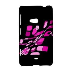 Purple abstraction Nokia Lumia 625