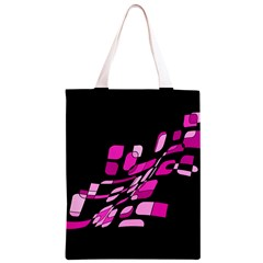 Purple abstraction Classic Light Tote Bag