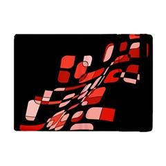 Orange abstraction Apple iPad Mini Flip Case