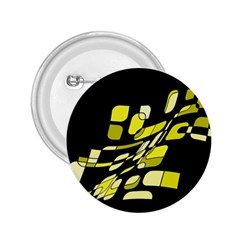 Yellow abstraction 2.25  Buttons