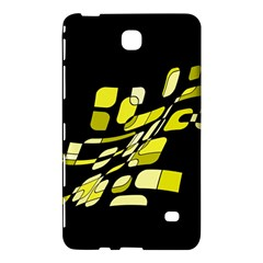 Yellow abstraction Samsung Galaxy Tab 4 (8 ) Hardshell Case