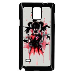 This Is Fine...  Samsung Galaxy Note 4 Case (Black)