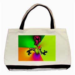 Creation Of Color Basic Tote Bag