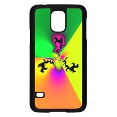 Creation Of Color Samsung Galaxy S5 Case (Black)