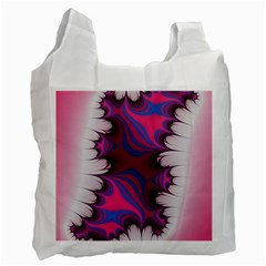 Liquid Roses Recycle Bag (One Side)