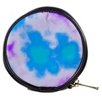 Blue And Purple Clouds Mini Makeup Bags Front