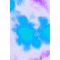 Blue And Purple Clouds 5.5  x 8.5  Notebooks