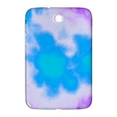Blue And Purple Clouds Samsung Galaxy Note 8.0 N5100 Hardshell Case